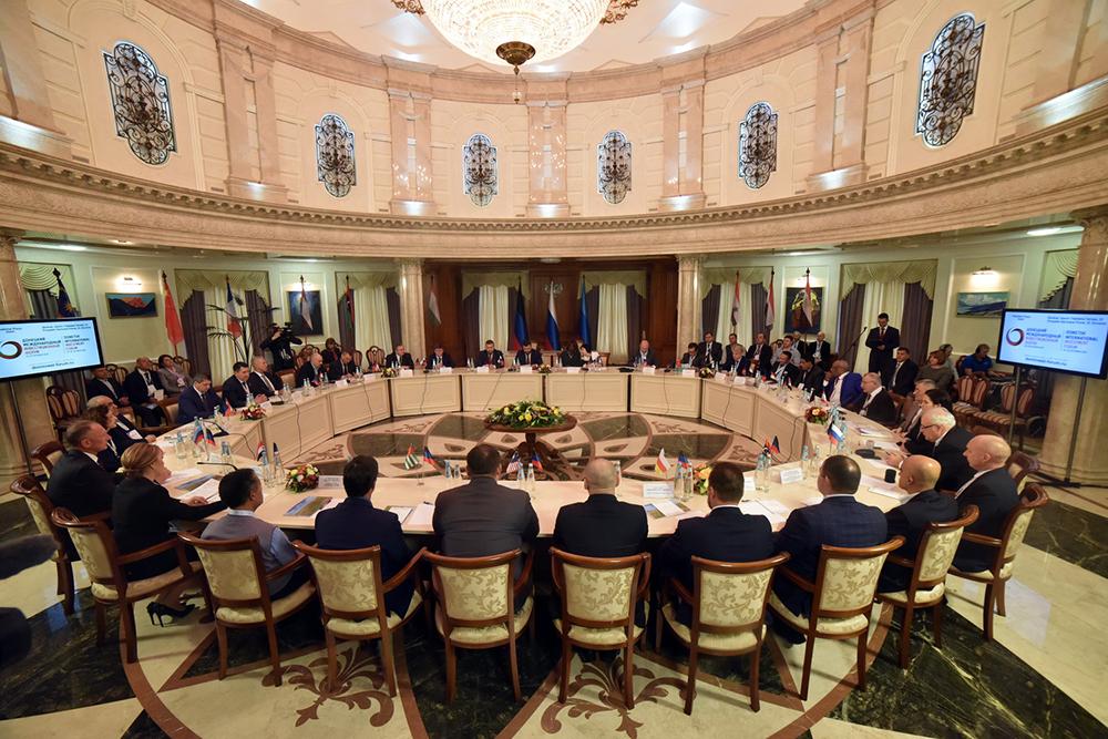 «Сегодня исторический день»: Глава ДНР Денис Пушилин принял ряд важных решений по итогам работы инвестиционного форума