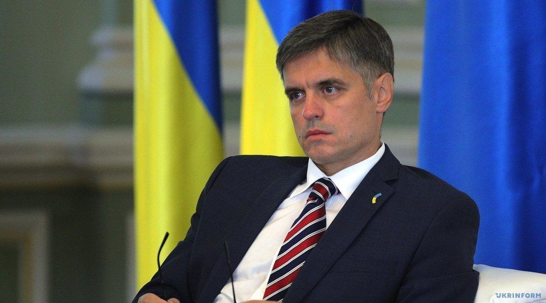 Украинский министр иностранных дел предложил разделить контроль над границей с Россией с ОБСЕ