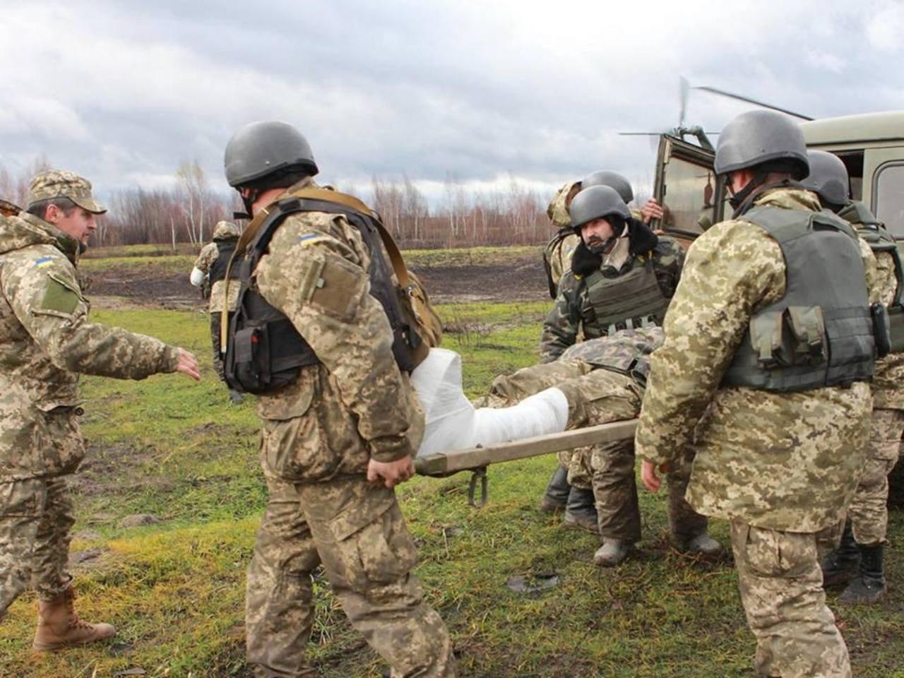 Командование ВСУ скрывает небоевые потери - НМ ДНР