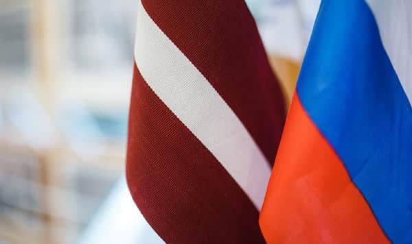 Наблюдается солидный рост товарооборота между Латвией и Россией