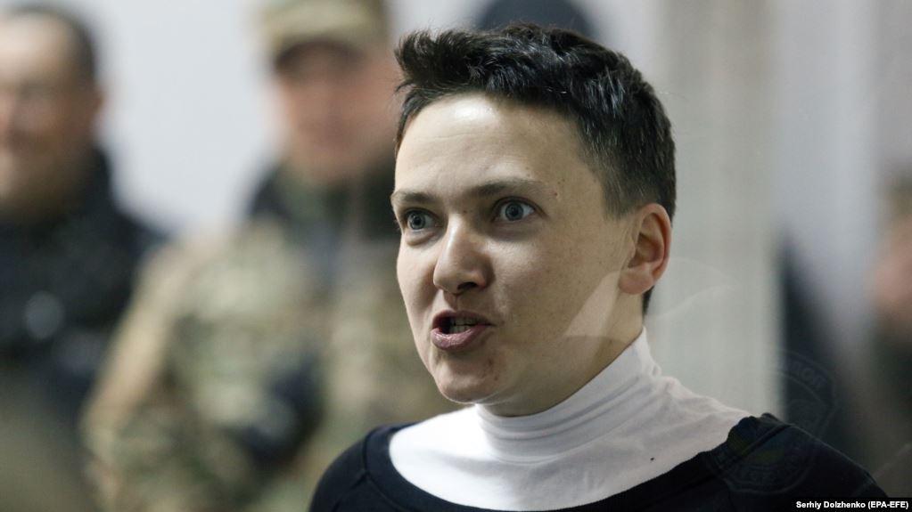 Савченко предрекла исчезновение Украины в 2023 году