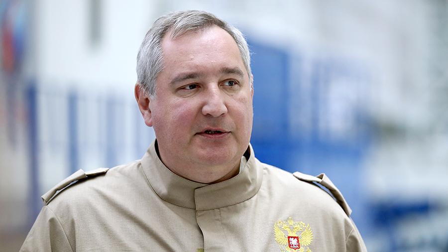 0 Рогозин заявил, что будет рад возобновлению сотрудничества с Украиной в сфере космоса