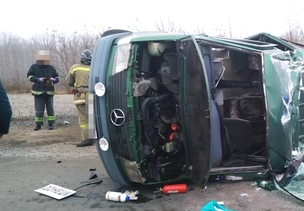 Последние новости о состоянии пострадавших в ДТП на КПВВ «Александровка»