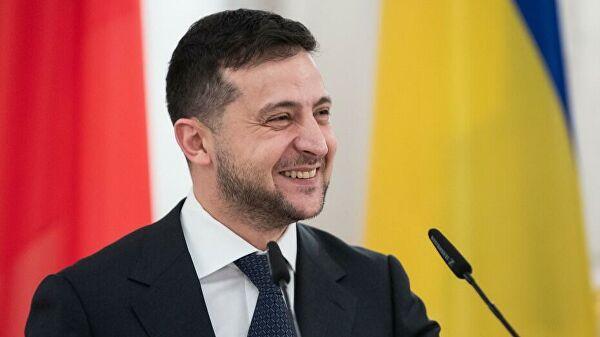 """Зеленский заявил, что готов к встрече в """"нормандском формате"""" в Париже"""