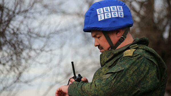Якубов сообщил о ликвидации всех минных заграждений на участке отвода сил в районе Петровского