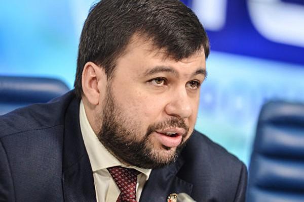 Заявление Главы ДНР Дениса Пушилина касательно высказывания временного поверенного в делах США на Украине