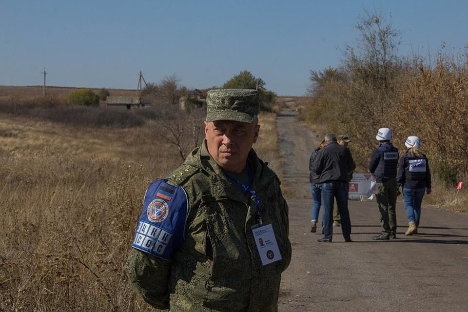 Представительство ДНР в СЦКК сообщило об отсутствии ночных обстрелов со стороны ВСУ в Петровском