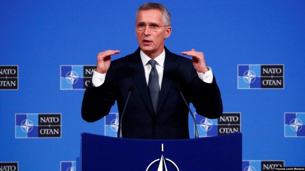 Столтенберг заявил, что Украина будет членом НАТО