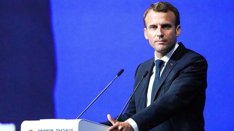 МИД Украины вызвал посла Франции после заявления Макрона