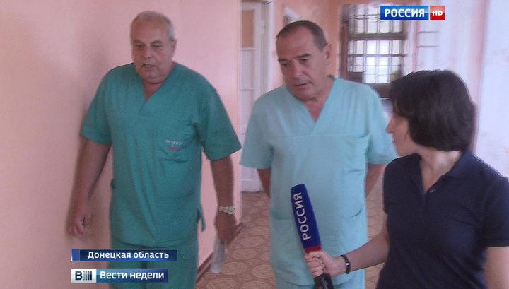 Врач Республиканского травматологического центра прокомментировал состояние раненого