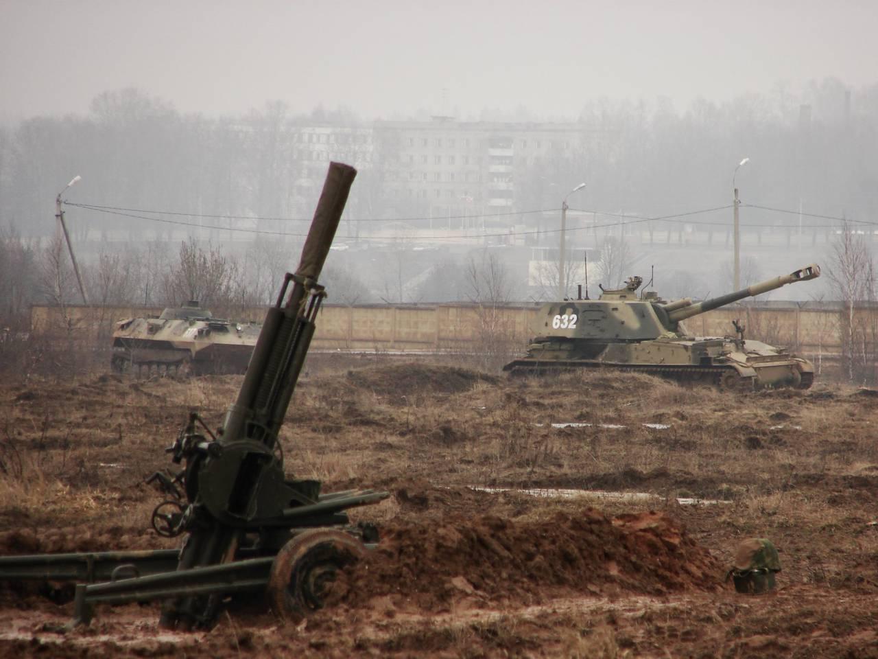 «ВС РФ разместили в Донецке мощное оружие» — сообщение разведки вызвало панику на Украине