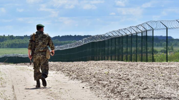 В случае провала переговоров с Россией Украина готова «построить стену» на Донбассе