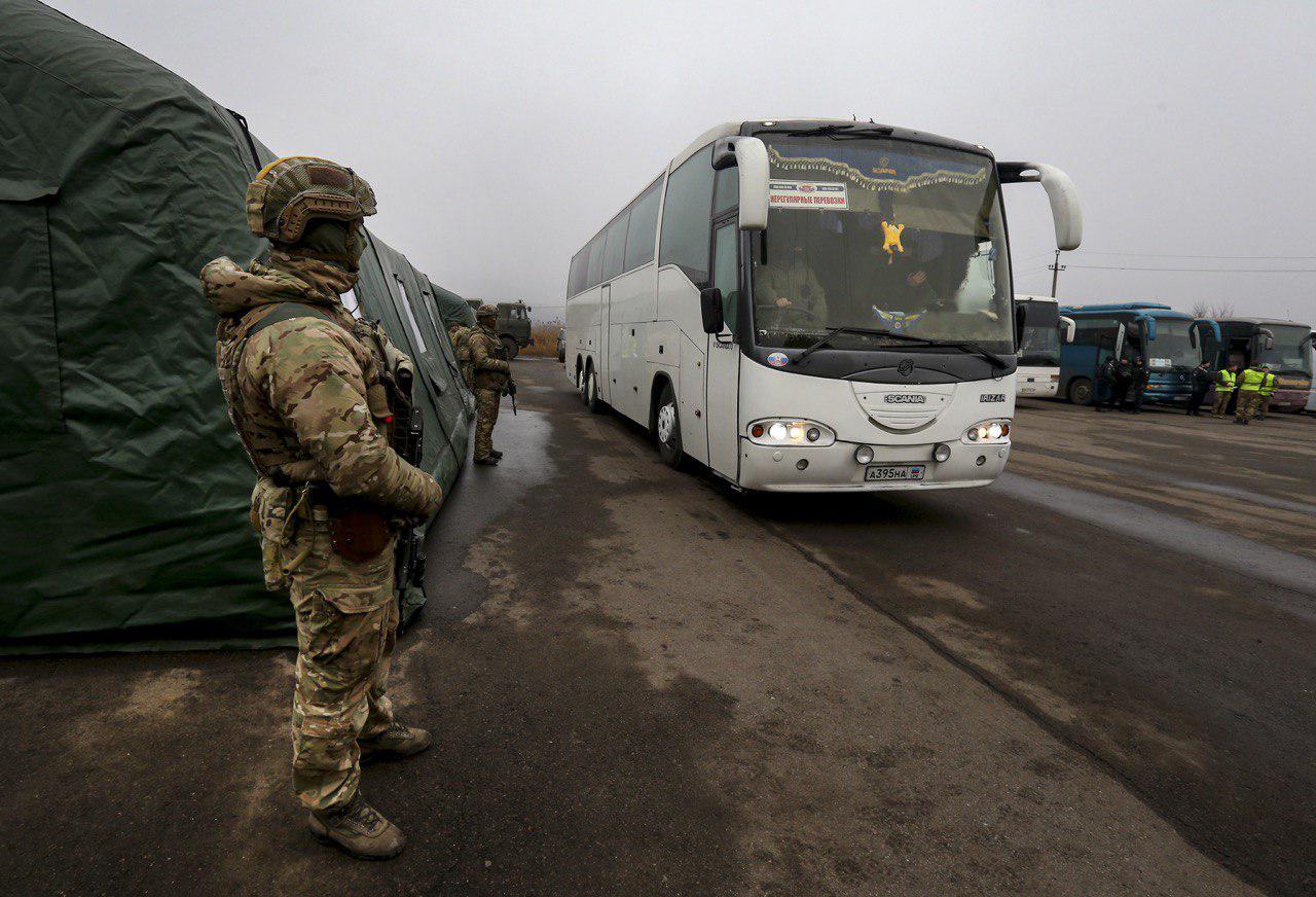 Две девушки отказались возвращаться на Украину в рамках обмена
