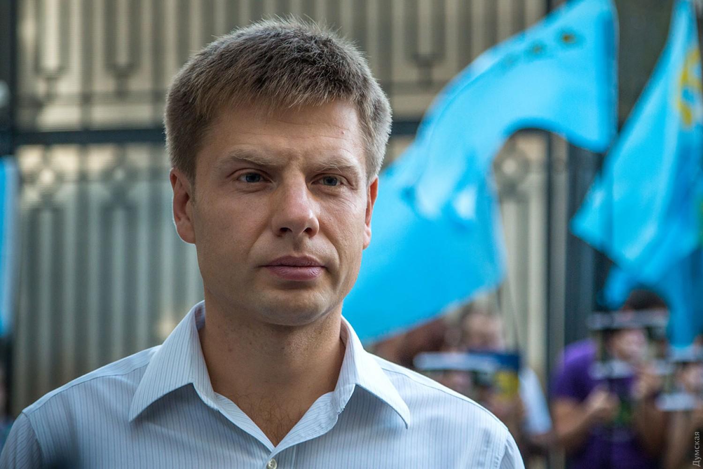 Депутат Верховной Рады от партии «Европейская солидарность» Алексей Гончаренко