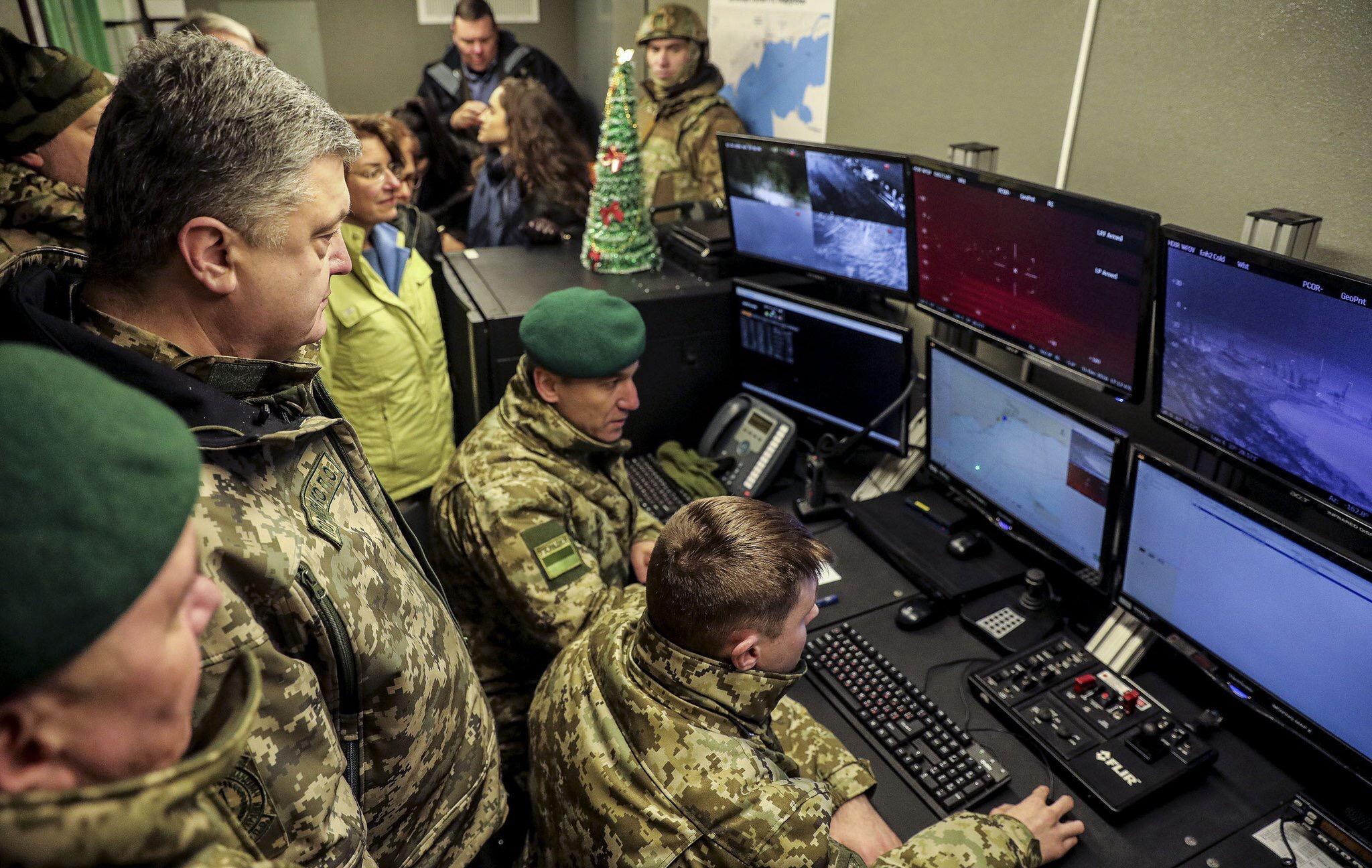 Информационные войска Украины: структура, состав, деятельность