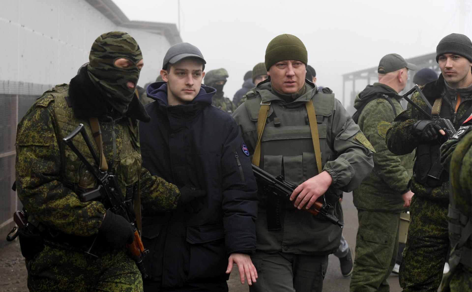 ЛНР завершила обмен пленными в Донбассе
