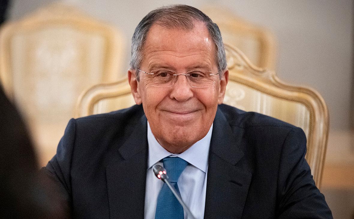 Лавров заявил, что Зеленский проявил волю к достижению мира в Донбассе
