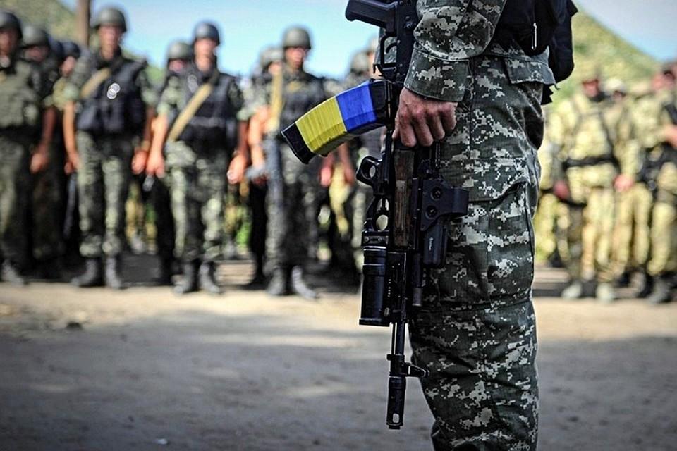 Народной милицией ДНР зафиксирован очередной факт небоевых потерь в рядах ВСУ