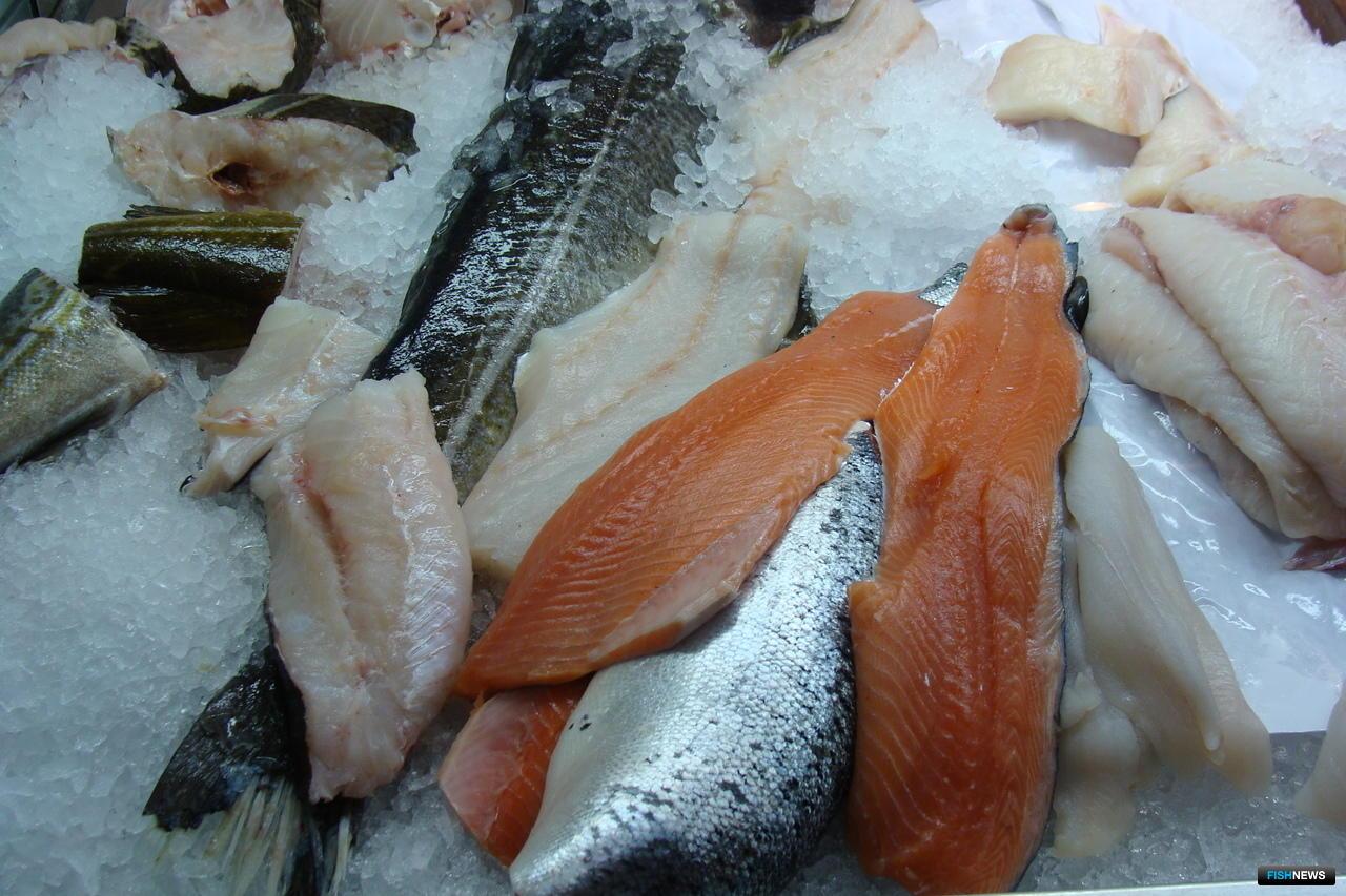 Россия потребовала от стран ЕАЭС не поставлять продукцию из норвежской рыбы
