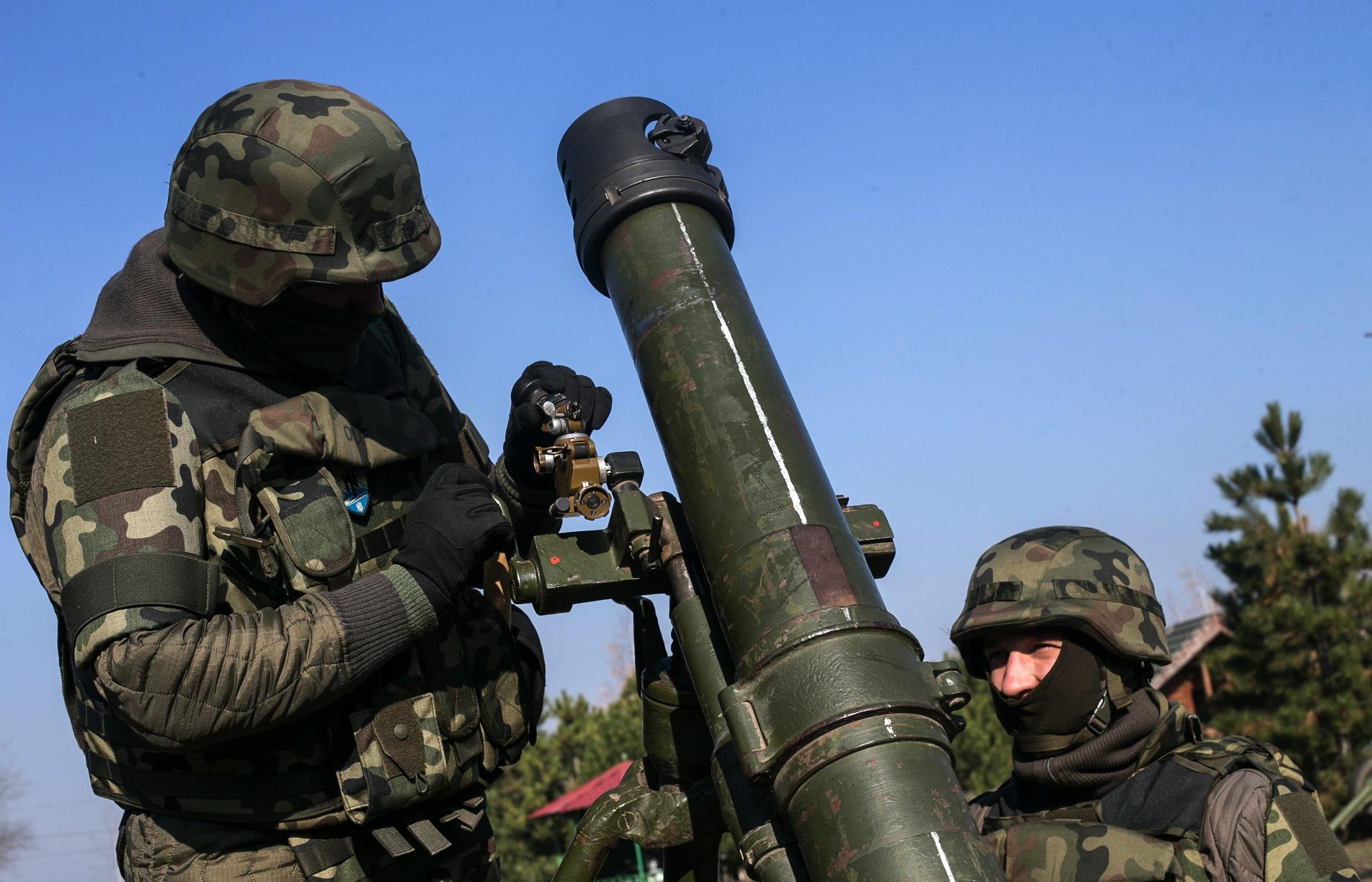 Украинская армия обстреляла север и юг ДНР из 120-миллиметровых минометов – СЦКК