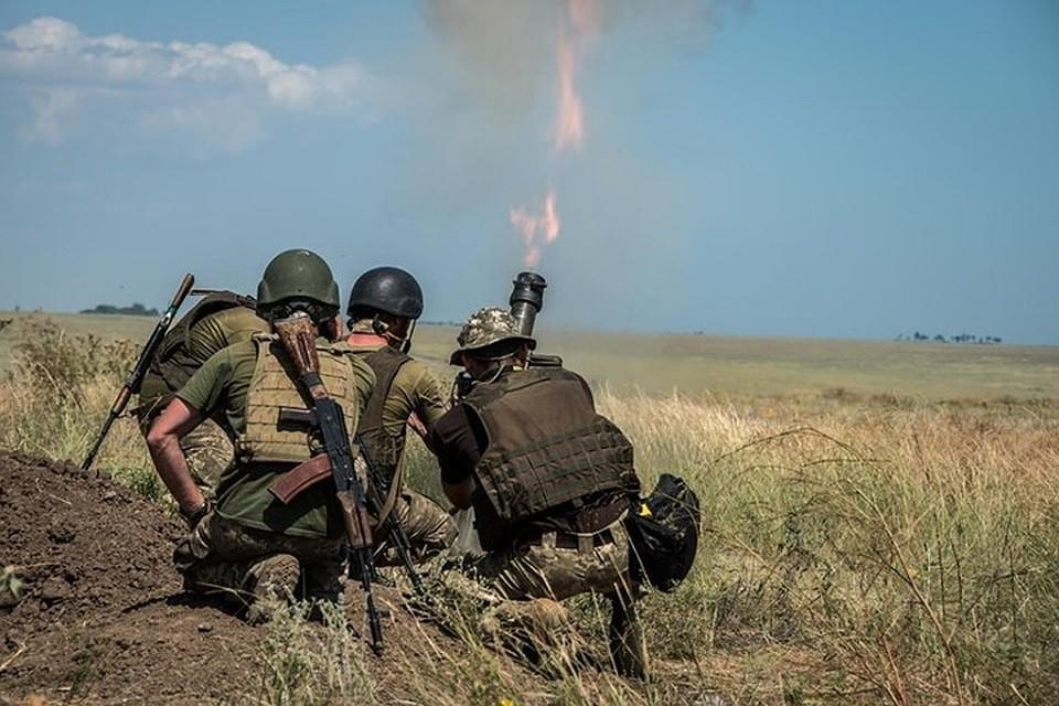 Украинские силовики обстреляли из минометов Коминтерново – СЦКК
