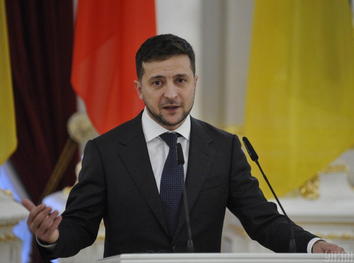 Украинские СМИ узнали об идее Зеленского создать муниципальную стражу в Донбассе