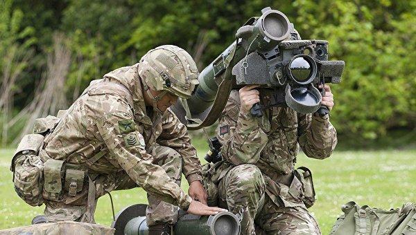 США намерены поставить Украине дополнительные комплексы Javelin
