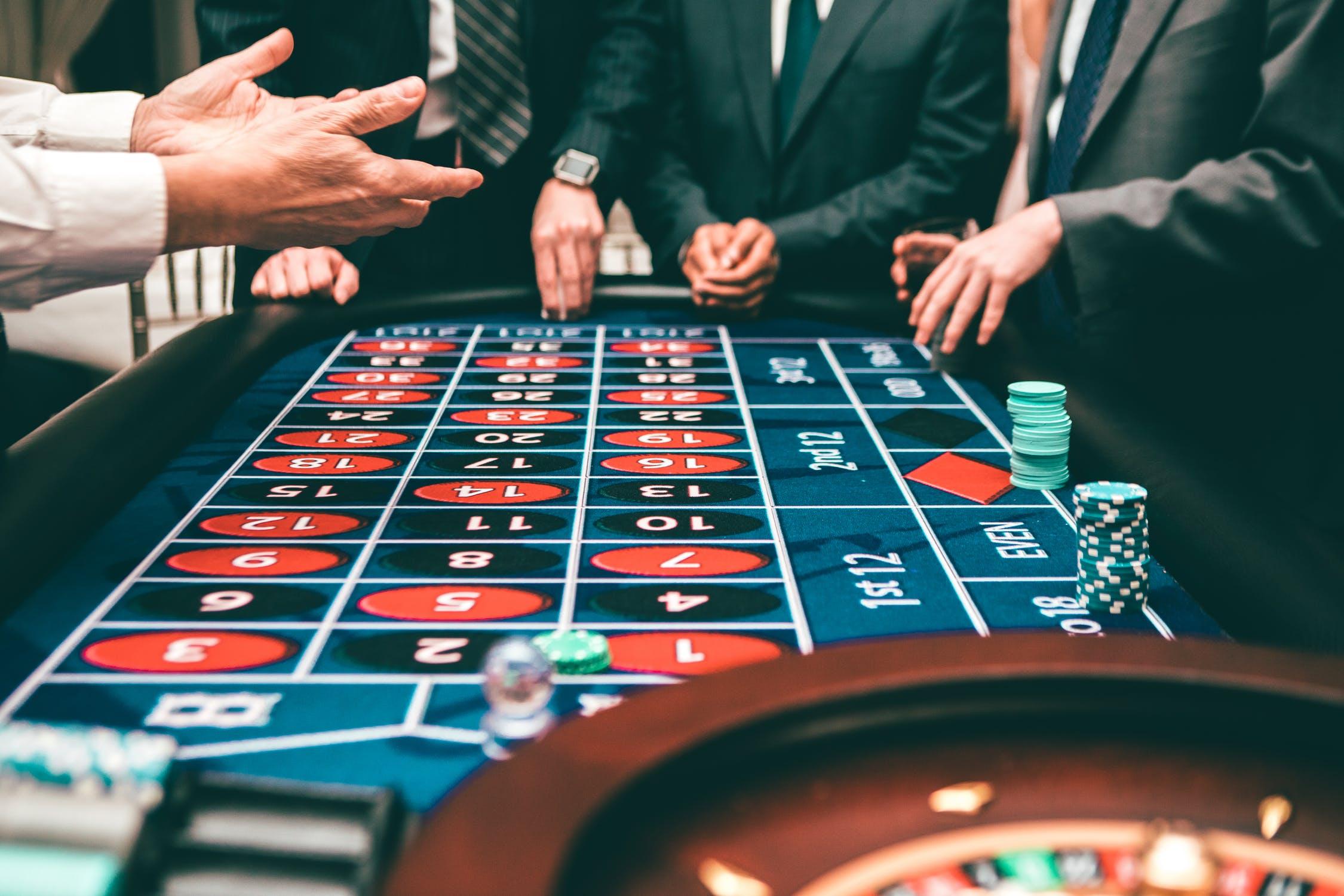 Виды популярных азартных игр