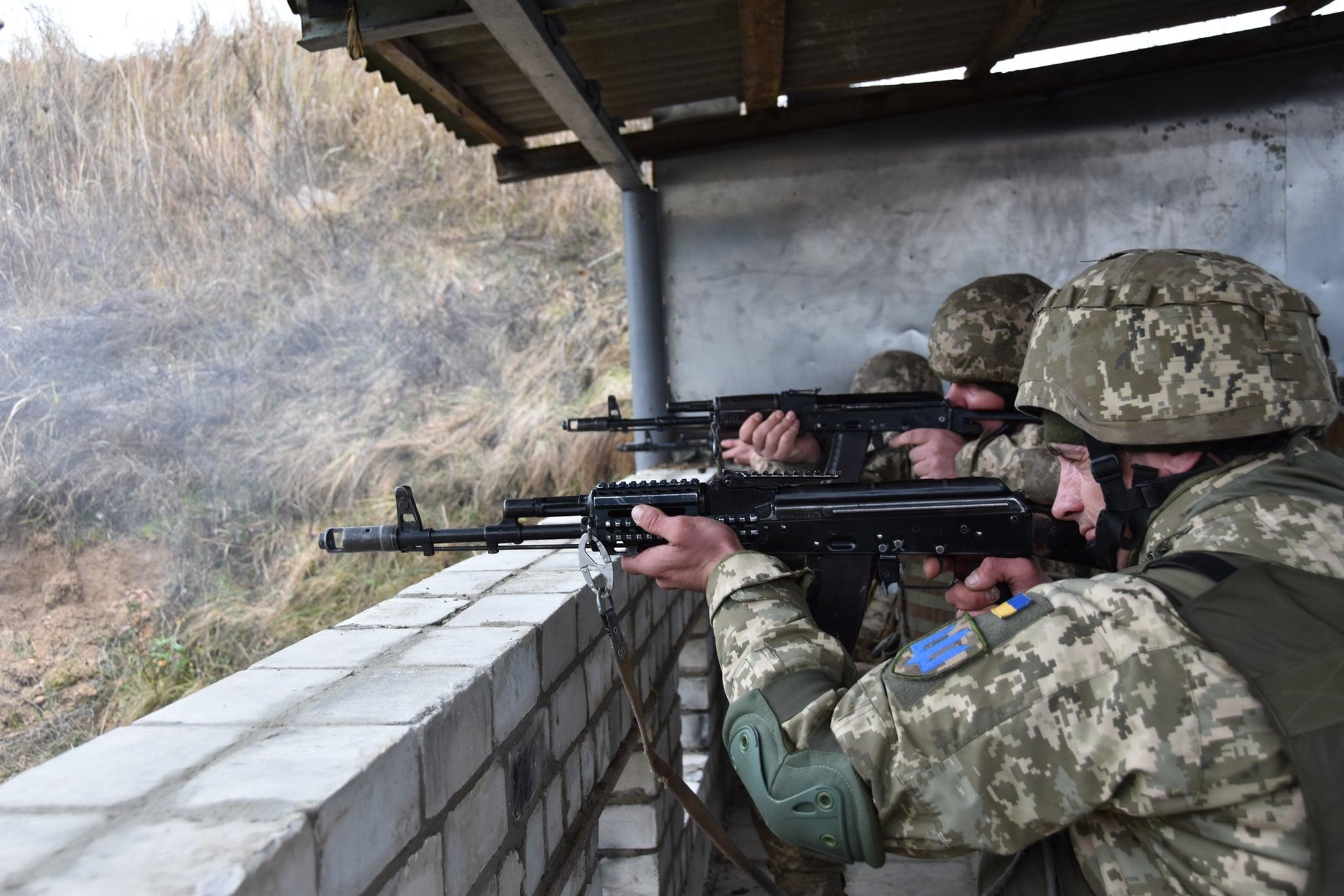 """В ВСУ заявили о занятых позициях """"в 100 метрах от Донецка"""""""