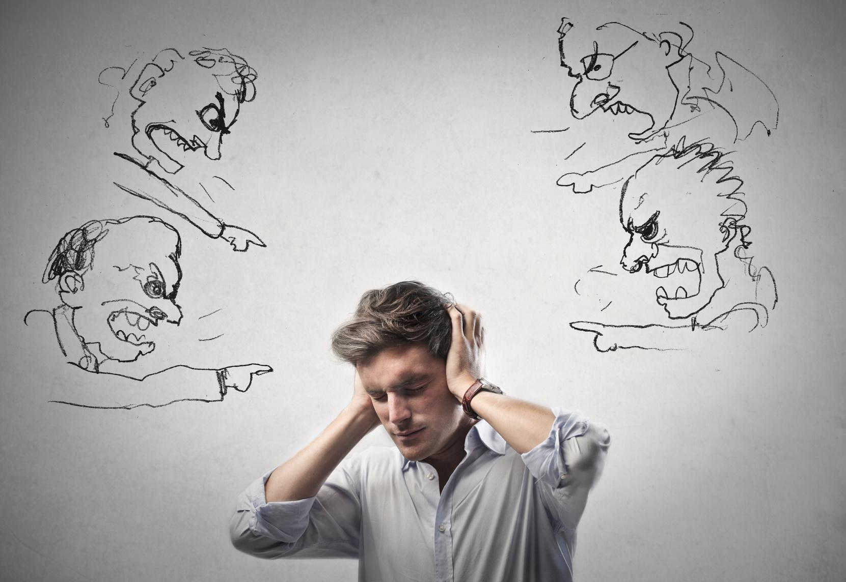 Как перестать критиковать себя