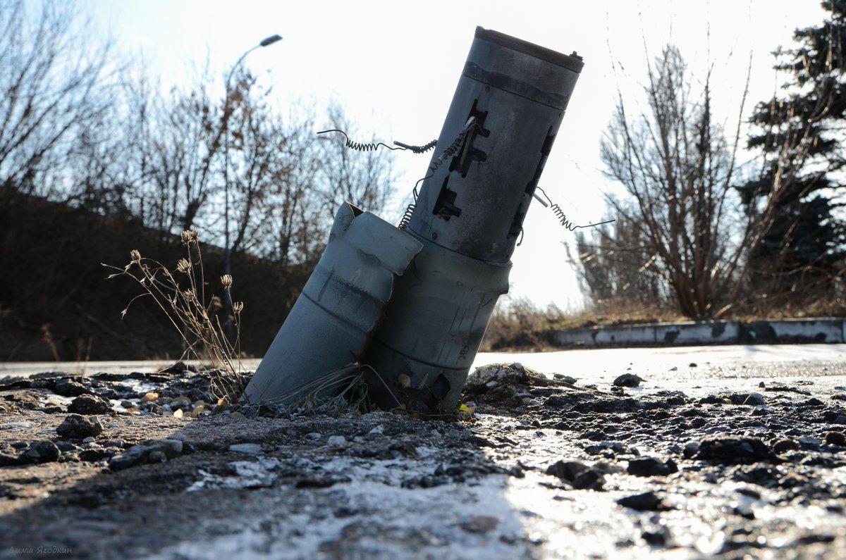 Два дома повреждены на окраине Донецка в результате обстрела со стороны ВСУ