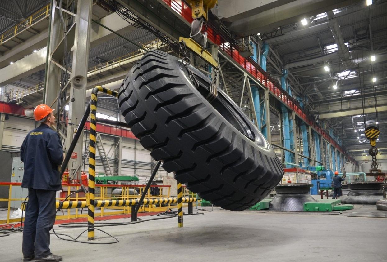 ОАО «Белшина» остановило работу главных своих заводов