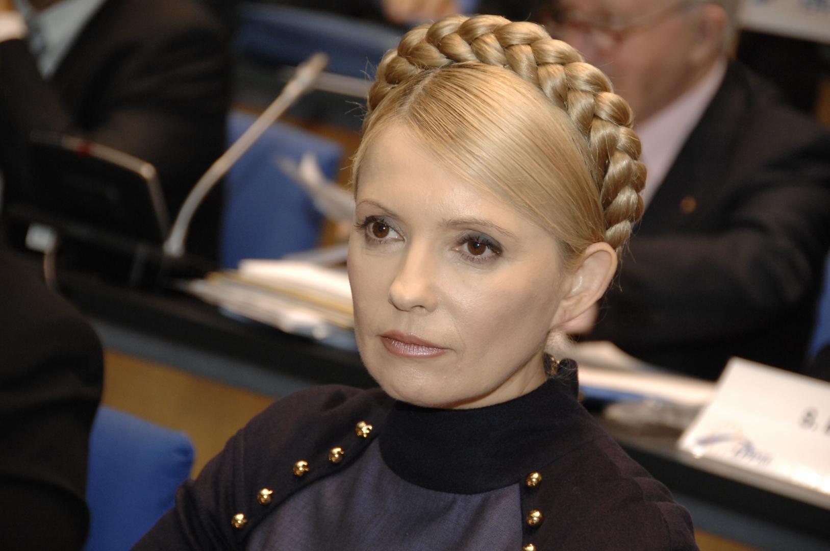 """Тимошенко """"выставила на продажу"""" партию Зеленского"""