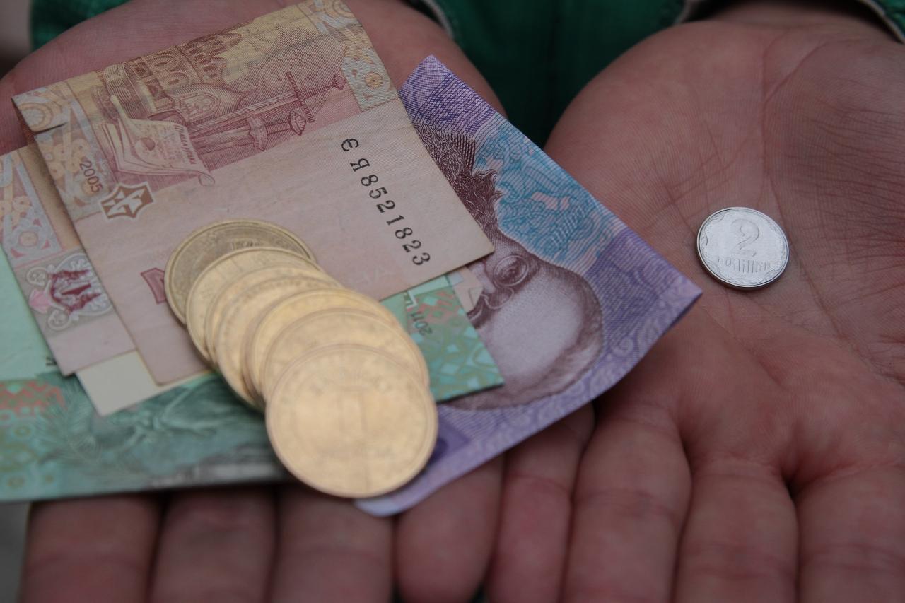 Украинские власти предупредили о грядущем снижении пенсий