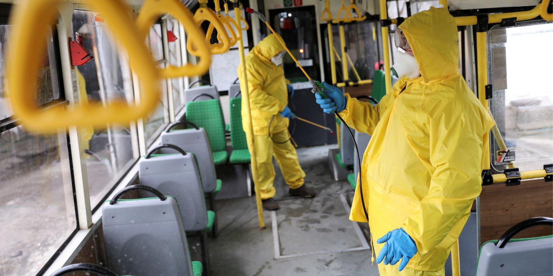 На Украине запретят массовые мероприятия и закроют школы из-за коронавируса