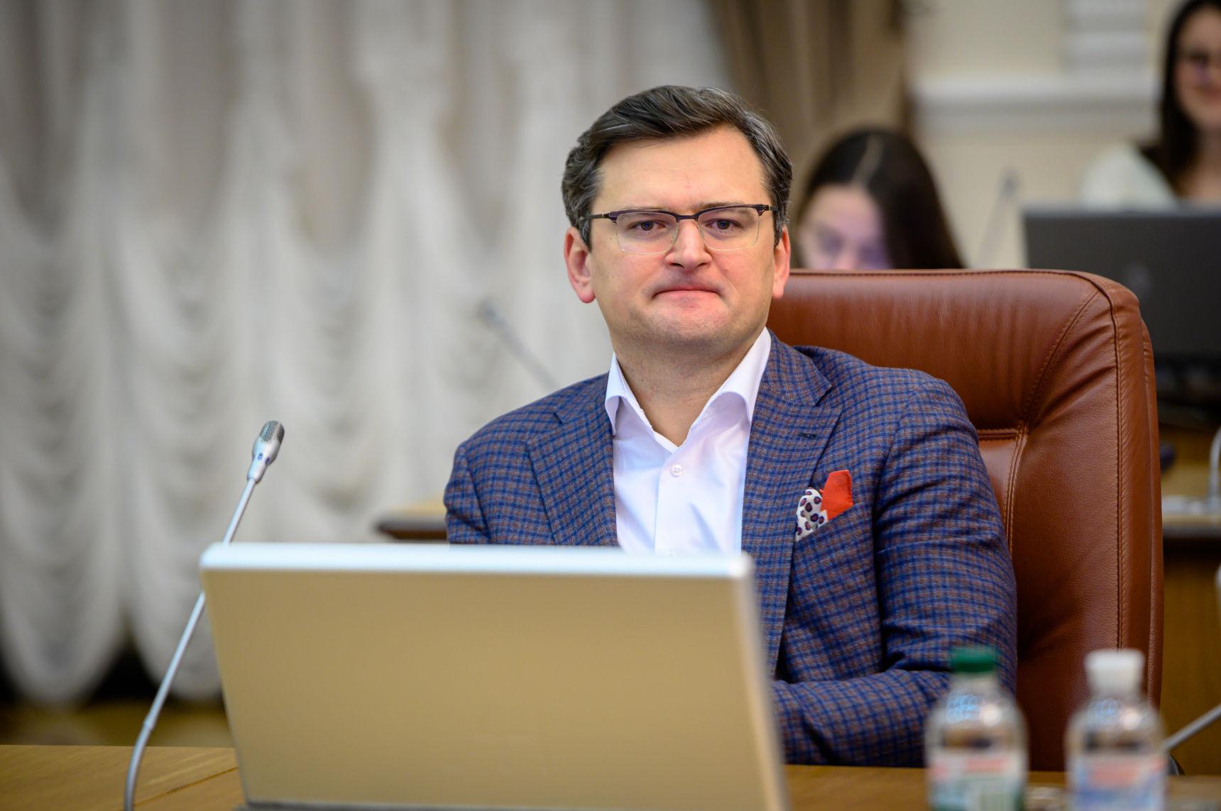 Украинский парламент назначил Дмитрия Кулебу главой МИД
