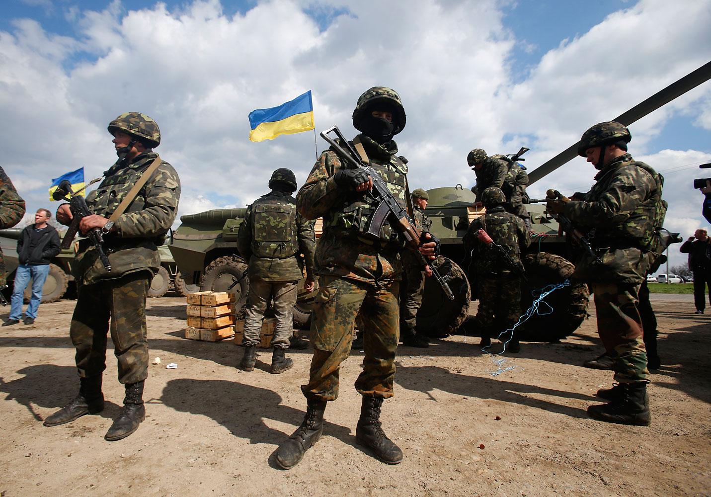 Украинские силовики за сутки 6 раз нарушили режим прекращения огня