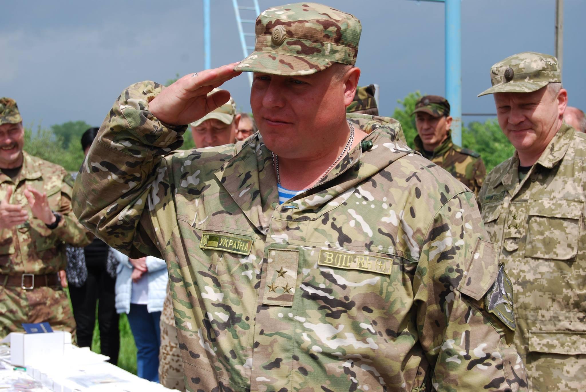 """В Донбассе убит командир батальона """"Луганск-1"""""""