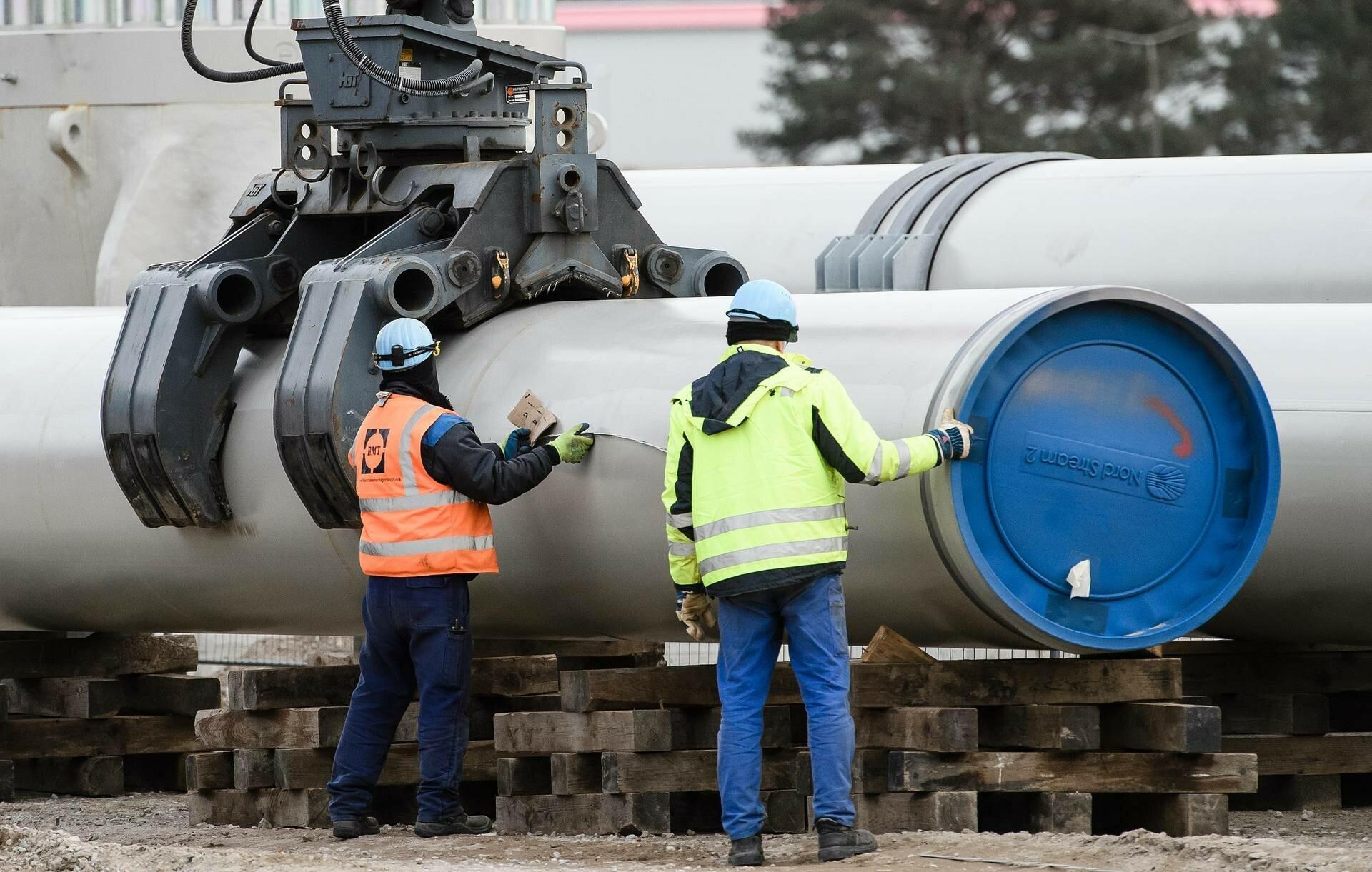 В Германии вывели газопровод «Северный поток» из-под «газовой» директивы Евросоюза