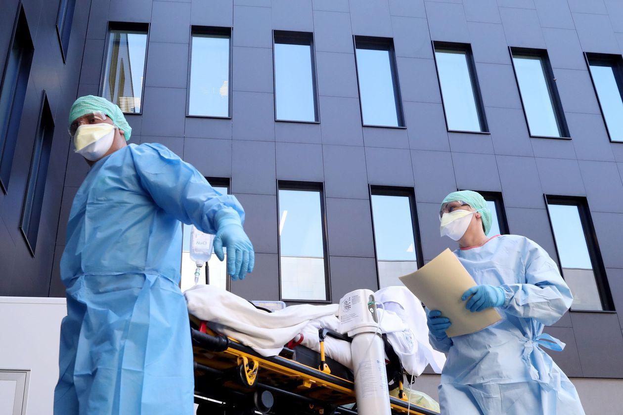 В ДНР за сутки выявлено 14 новых случаев заболевания коронавирусом, 2 человека скончались
