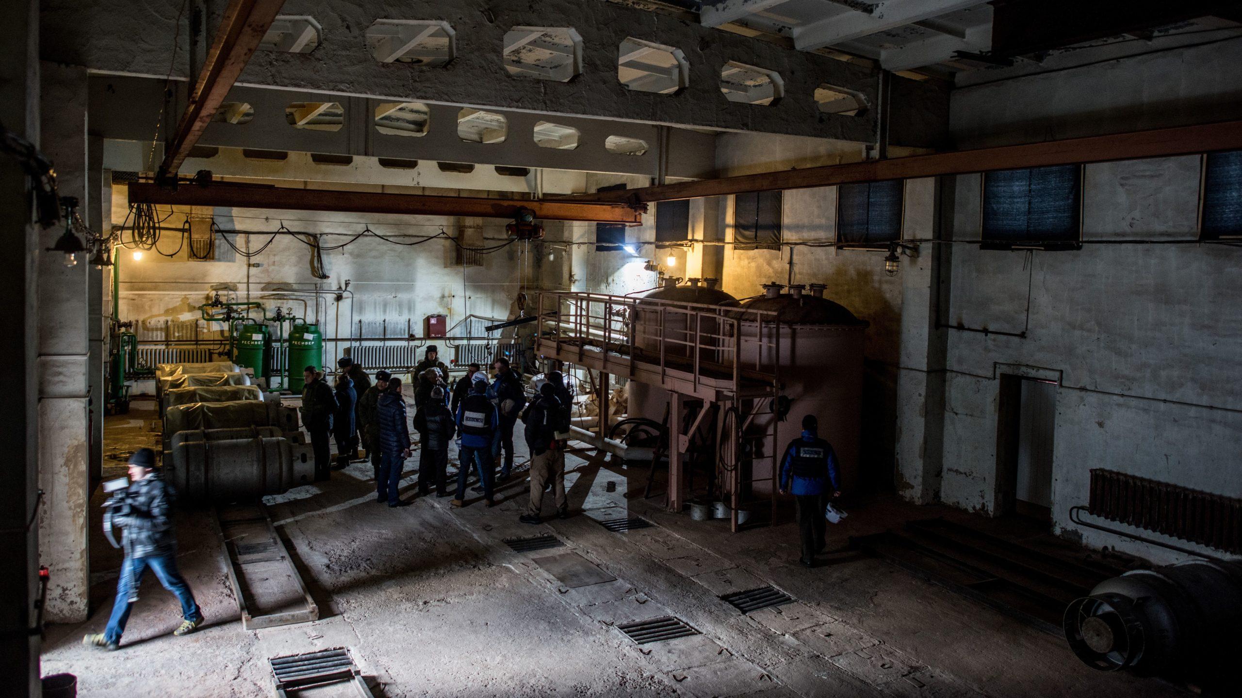 ВСУ открыли огонь по району Донецкой фильтровальной станции